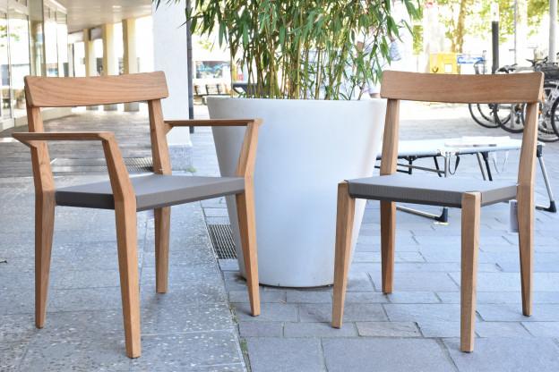Stuhl Teka, Hersteller Roda