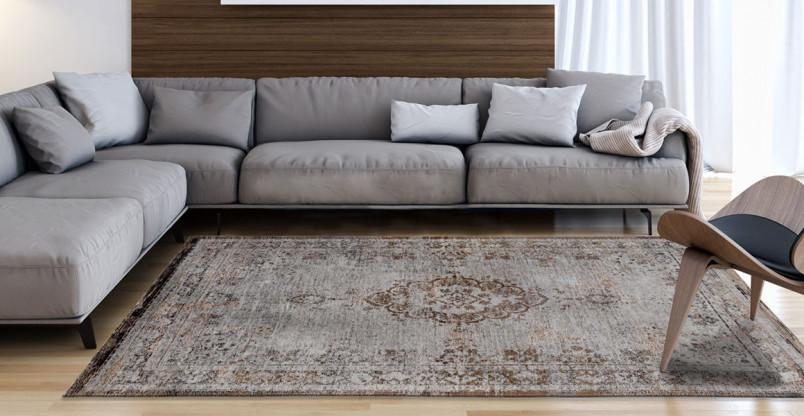 Teppich louis de poortere   Medallion 8257, 280*200 cm