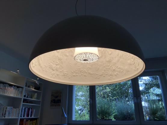 FLOS Skygarden S1 d= 60 cm weiß glänzend