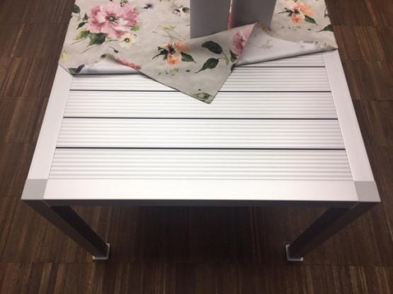 Tisch Thali Driade - Aluminium (auch f. Outdoor)