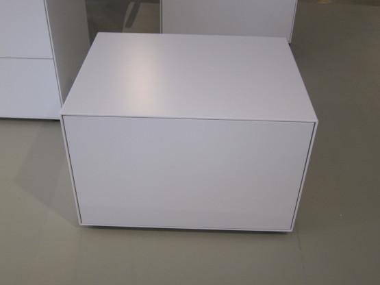 cubo box lack matt wei von rolf benz designerm bel sindelfingen. Black Bedroom Furniture Sets. Home Design Ideas