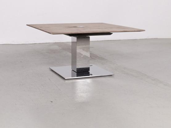 Yomei S100 Drive Designer Couchtisch Metall Braun Tisch By André