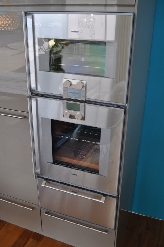 Küchen Elektrogeräte (Backofen,Dampfgarer & Wärmeschublade)  | Designermöbel Reutlingen