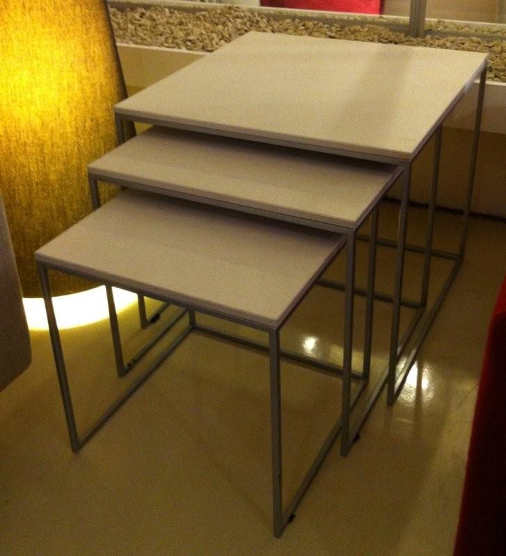 dreisatz tisch kbs designerm bel k ln. Black Bedroom Furniture Sets. Home Design Ideas