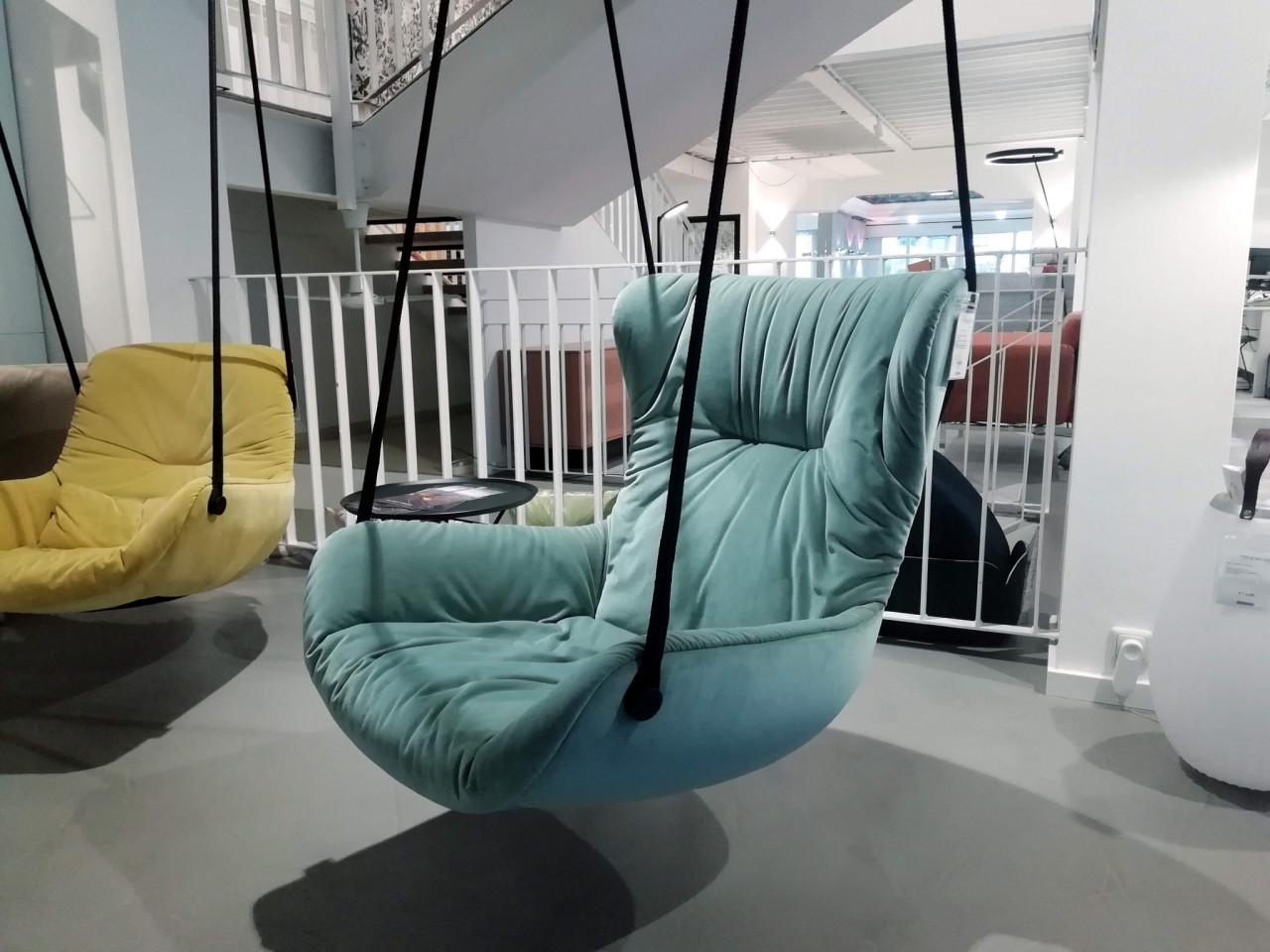 Leya Wingback Swing Seat Von Freifrau Designermobel Furth