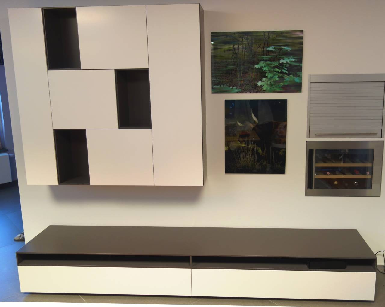 Wohnwand Interlubke Cube Change Cube Play Designermobel Bestwig