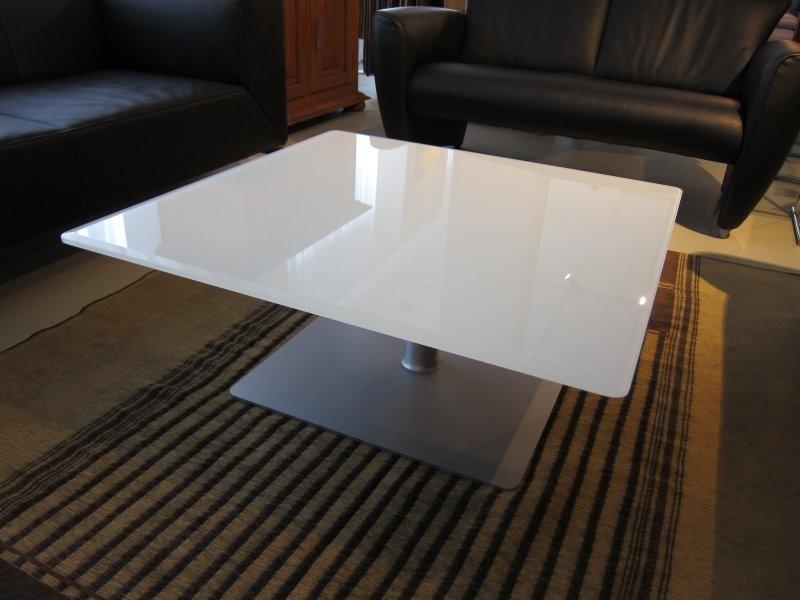 couchtisch float glas wei von rolf benz designerm bel sindelfingen. Black Bedroom Furniture Sets. Home Design Ideas