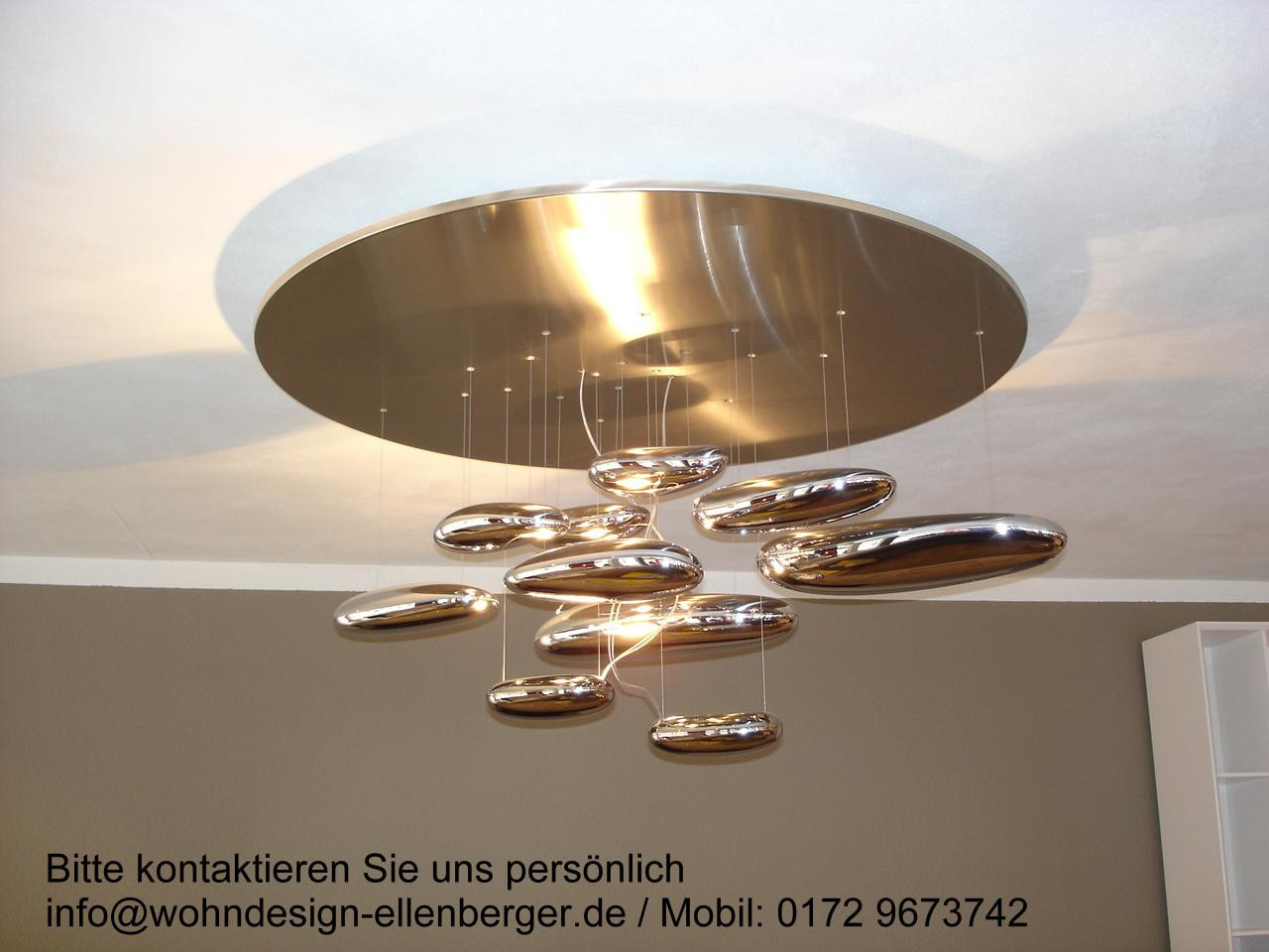 MERCURY Leuchte von Artemide   Designermöbel Bad Hersfeld