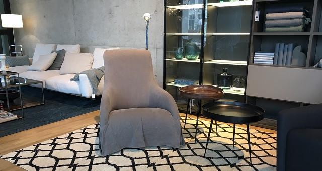 kalos dreh sessel von b b italia maxalto designerm bel n rnberg. Black Bedroom Furniture Sets. Home Design Ideas
