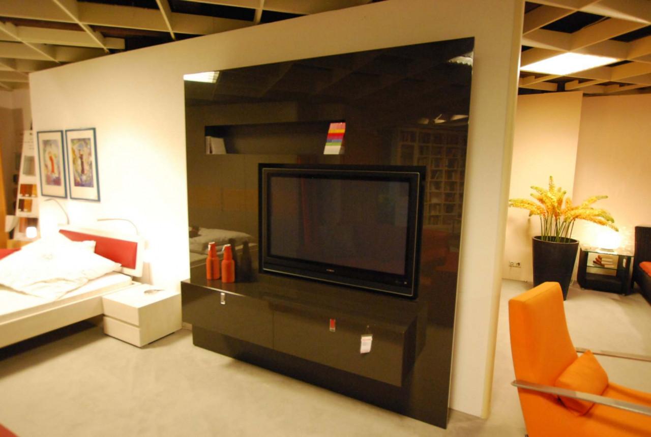 tv kombination vision wall designerm bel friesenheim. Black Bedroom Furniture Sets. Home Design Ideas