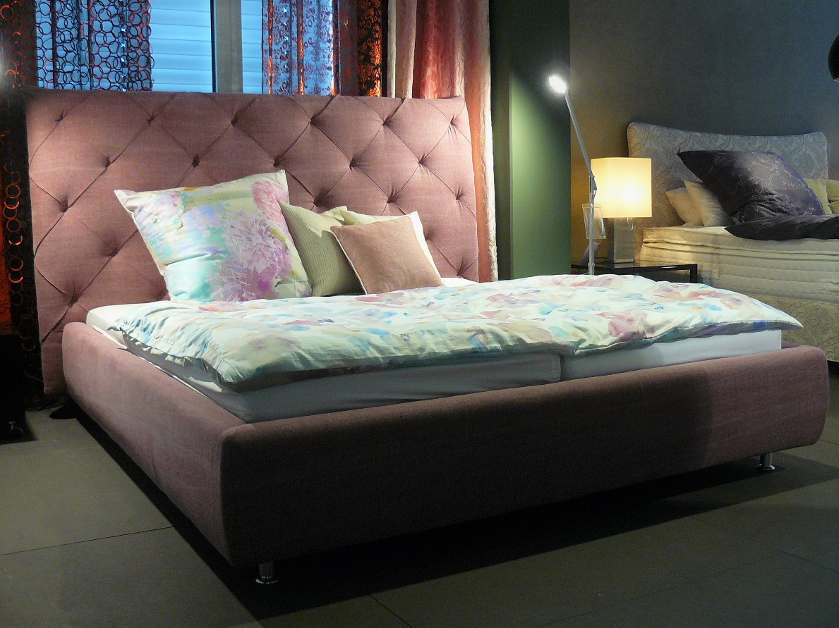 WK Bett Gil 190 | Designermöbel Solingen