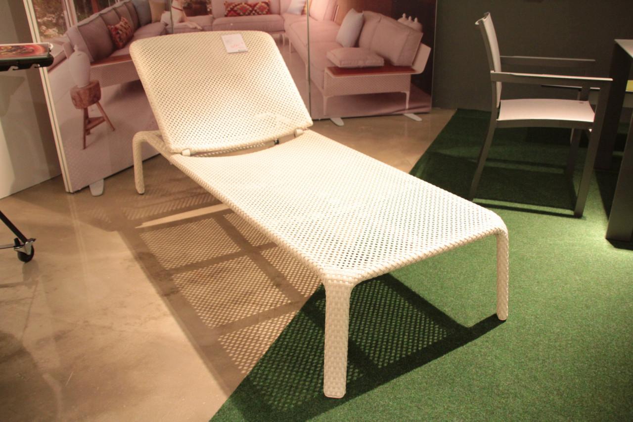 Sonnenliege DEDON Seashell | Designermöbel Ingolstadt