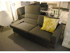 BRÜHL Sofa TOMO 2,5sitzig Stoff bezogen