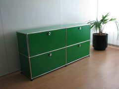USM Haller Sideboard grün