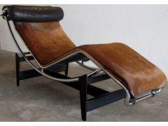 """Cassina Liege """"LC4"""", Design Le Corbusier, LC 4, Chaiselongue, Vintage"""