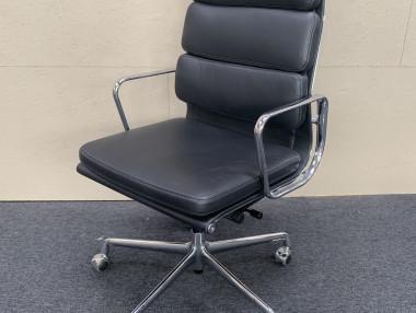 EA 219 Aluminium Chair / Soft Pad / VITRA / Eames