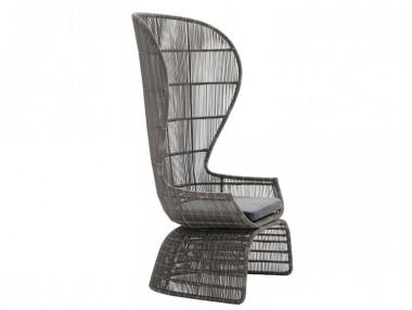 Crinoline Outdoor Sessel von B&B Italia C5P / NEU !