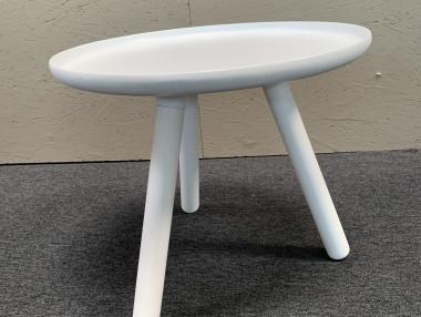 Tablo Tisch klein, weiß von NORMANN COPENHAGEN