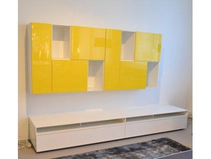 wohnwand kombination interl bke cube change cube fine designerm bel konstanz. Black Bedroom Furniture Sets. Home Design Ideas