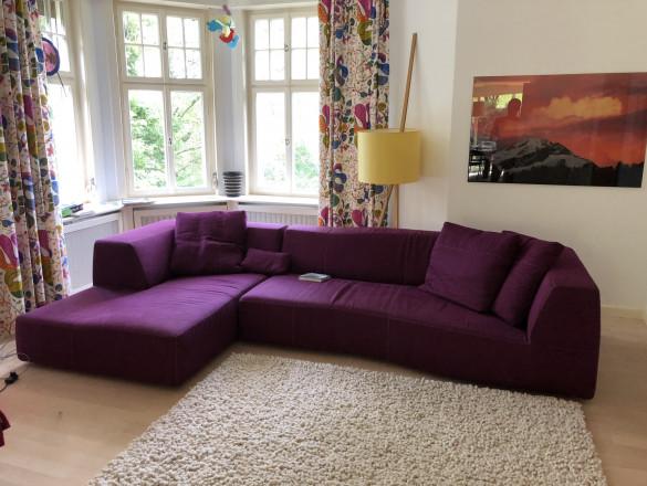 Bu0026B Italia Sofa Bend
