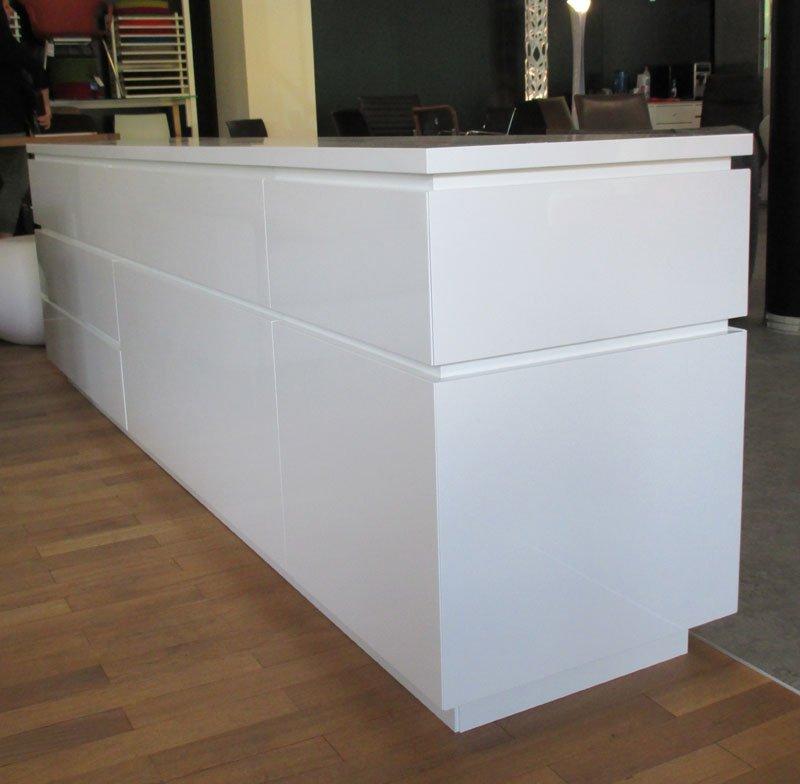 Cube gap raumteiler sideboard von interl bke for Sideboard raumteiler