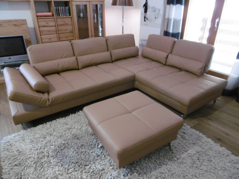 Joop Sofa Loft In Leder Designerm U00f6bel Hohentengen