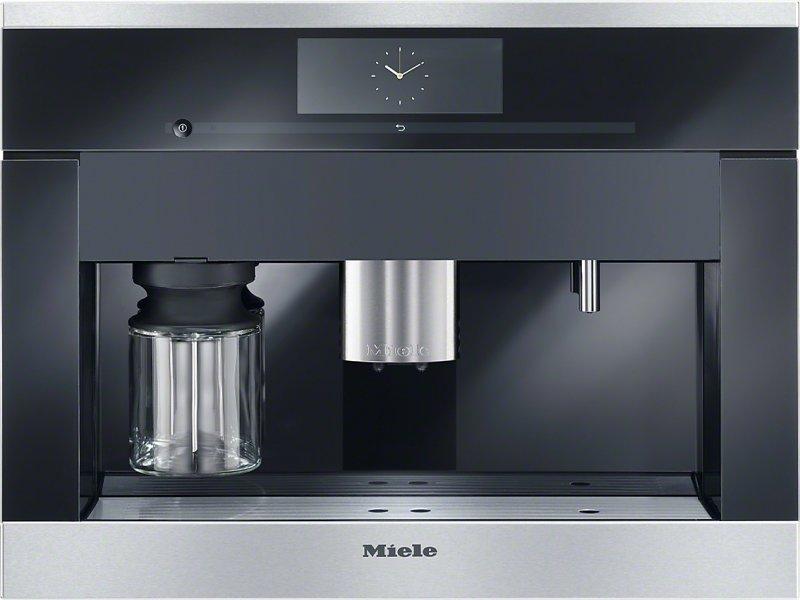 Miele Einbau Kaffee Vollautomat CVA 6800 Designermöbel Köln