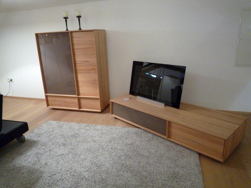 team 7 schrank lux in kernbuche von team 7 designerm bel hohentengen. Black Bedroom Furniture Sets. Home Design Ideas