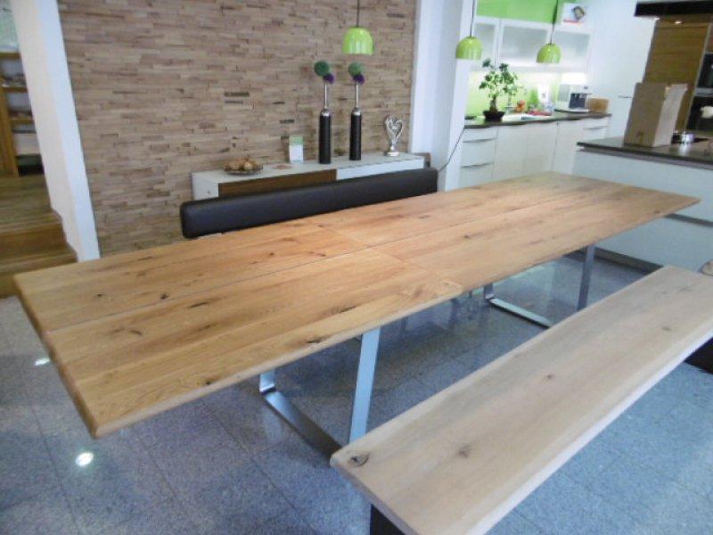 team 7 nox auszug tisch in wildeiche l nge 225 cm von team 7 designerm bel hohentengen. Black Bedroom Furniture Sets. Home Design Ideas