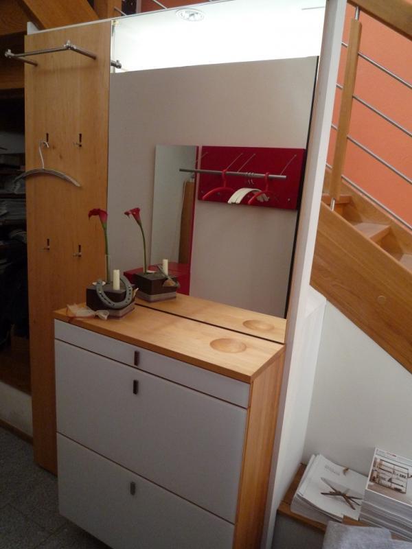 team 7 wandgarderobe cubus in erle von team 7 designerm bel hohentengen. Black Bedroom Furniture Sets. Home Design Ideas